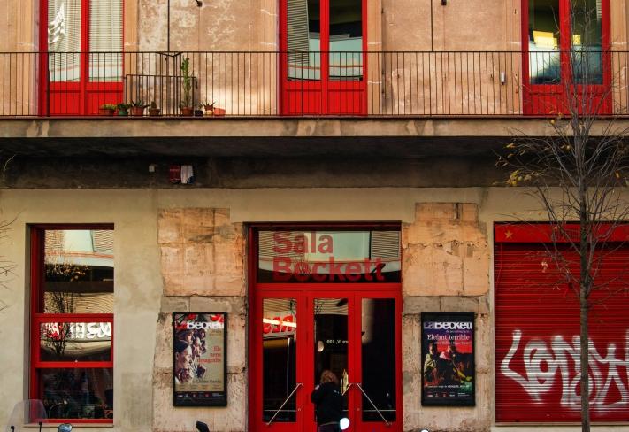 Sala Beckett-2